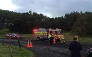 Car Crash In New Zealand Last Week Fatal Muriwai Crash Were Thrown From Vehicle Radio