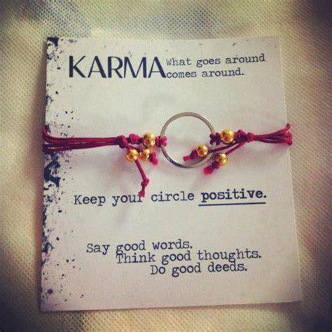 Karma Quotes Believe In Karma Quotes Quotesgram