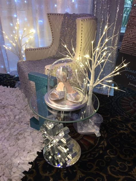 sweet 16 winter decorations 25 best ideas about winter sweet 16 on winter