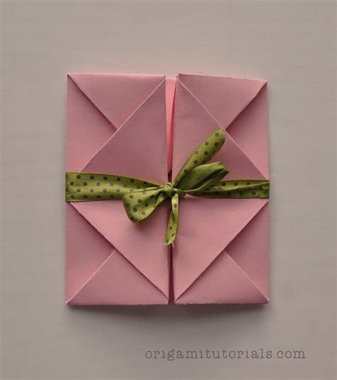 Origami Flat Box - the world s catalog of ideas