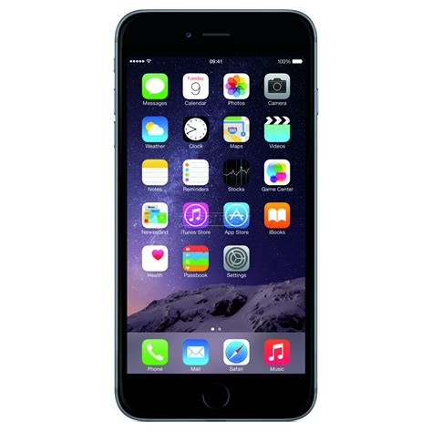 iphone 6 plus apple 64 gb mgah2zd a