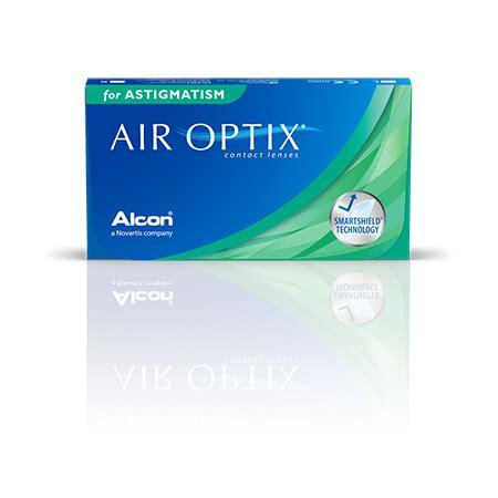 air optix  astigmatism contact lenses