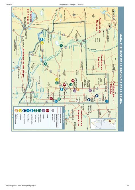 mapoteca la biblioteca de mapas de educ ar mapa para imprimir de la pa argentina mapa tur 237 stico