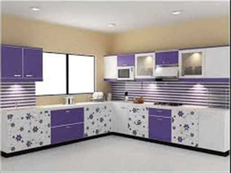 Modular Kitchen Island by L Shaped Kitchen Youtube