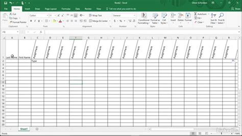 Track Student Progress Tracking Student Progress Template