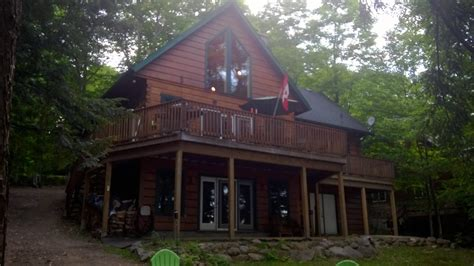 Cottages For Rent In Huntsville by Cottage 331 For Rent On Menominee Lake Near Huntsville In