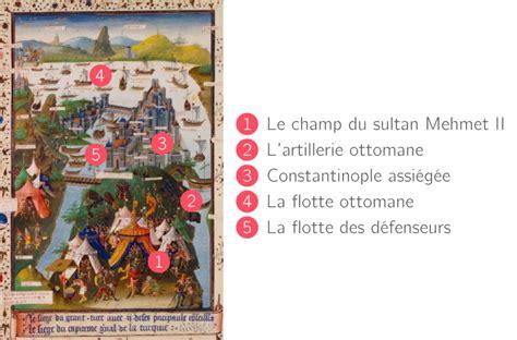 siege de constantinople kartable 2nde histoire etudes de cas de