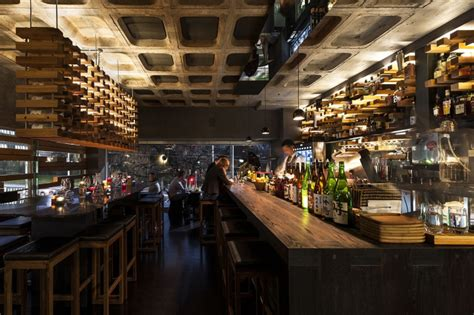 Top 10 Bars In Melbourne by Hihou Restaurant By Denton Corker Marshall Melbourne