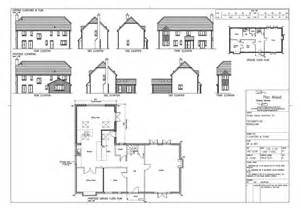 house plans drawings image gallery house extension plans