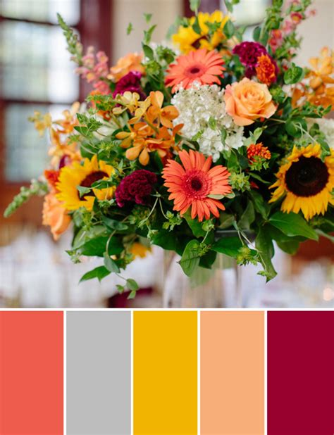 Fall Flower Arrangements Wedding by 10 Amazing Fall Wedding Flower Arrangement Ideas 2014