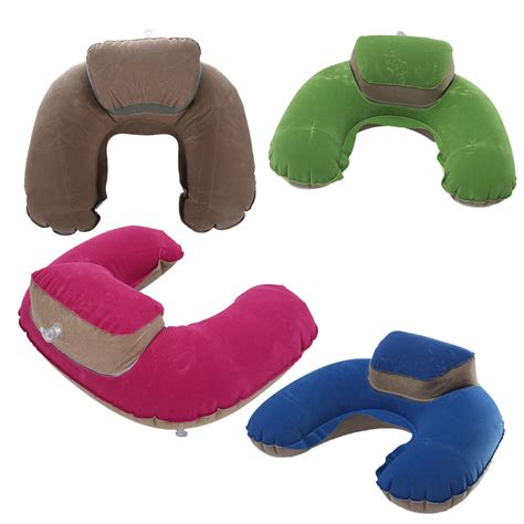 fl uk neck pillow soft travel air cushion sleep