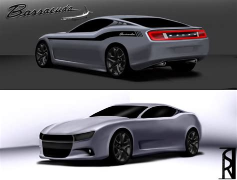 2015 dodge barracuda dodge and concept cars on