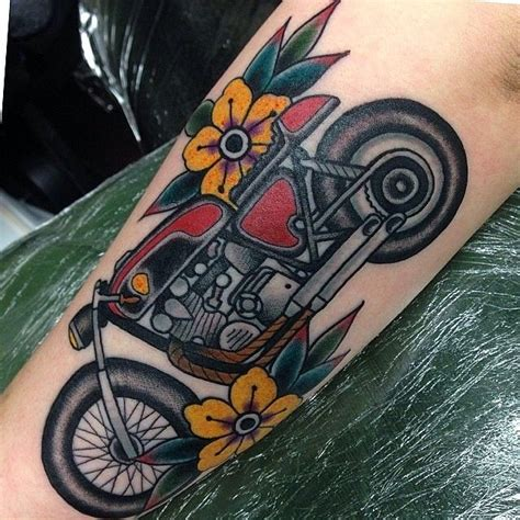 best 25 motorcycle tattoos ideas on pinterest biker