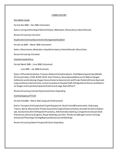 Anatomy Professor Cover Letter by Cover Letter Alzando As Updated