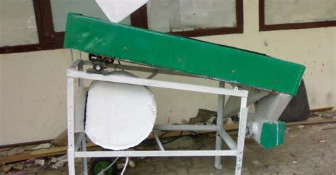 Mesin Antrian Fakultas Pertanian alat dan mesin pertanian ciptaan mahasiswa teknik pertanian universitas syiah kuala pustaka
