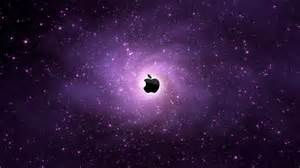 apple vortex wallpaper vortex black apple purple space graphics hd wallpaper 1687207