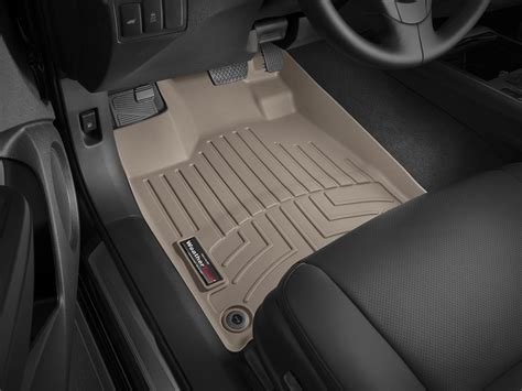 weathertech floor mats floorliner for acura rdx 8 way