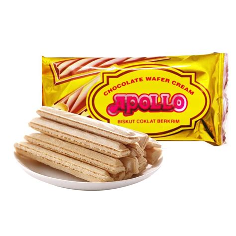 Apollo Wafer by Apollo Chocolate Stick Wafers 11g X 30 S