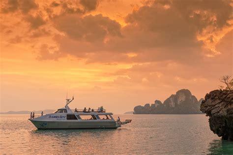 catamaran day trip phuket phuket catamaran boat twilight phang nga bay semplice