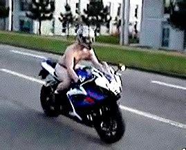 Motorrad Fahren Mit Jeans by Verantwortungslose Irre Fahren In Jeans T Shirt