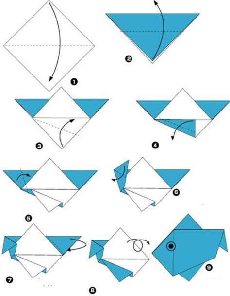 Origami Figures - simple origami for and their parents selection of