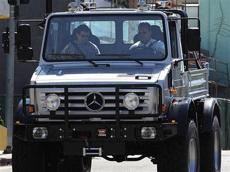 Kaos Mobil Bentley arnold schwarzenegger odustao od hummera i kupio kamion