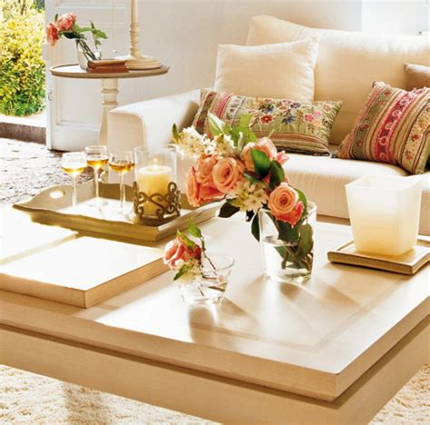 coffee table decorative accents ideas 26 stylish and practical coffee table decor ideas digsdigs