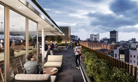 Olc Picadilly Terrace Set place west alliance proposes 31 storey piccadilly tower