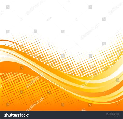 orange and black background design vector free download vector abstract orange color curved lines background with