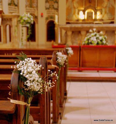 decoracion floral iglesia boda decoraci 243 n floral de iglesias y fincas para bodas quiosco