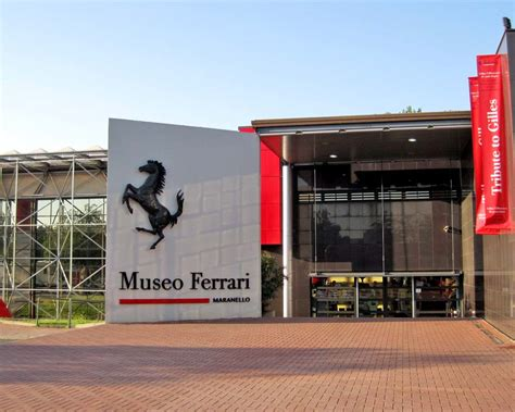Museum Ferrari Maranello by Ferrari Museum Maranello Village