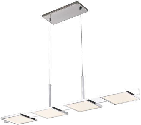 Modern Island Lighting Fixtures Sonneman 2574 01 Panels Modern Polished Chrome Led Island Light Fixture 2574 01