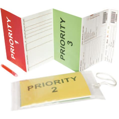 Smart Mba Registration By Uk Ministry Of Education by Tsg Smart Triage Tags Pack Of 10 Delivered Free For