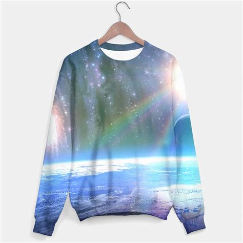 Outer Sweater earth from outer space sweater live heroes