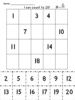 number pattern classroom activities 29 best homeschool preschool numbers 1 20 images on