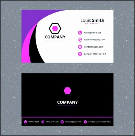 business card template for word 2010 7 business card template word 2010 sletemplatess