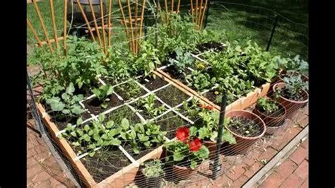 Small Home Fruit Garden Small Herb Garden Ideas