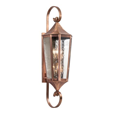 Copper Outdoor Lights Copper Outdoor Lights Lighting And Ceiling Fans