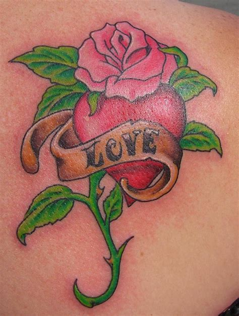 2 hearts tattoo designs 25 awesome shape designs collections