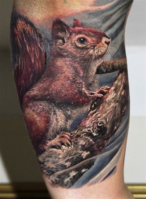squirrel tattoos squirrel tattoos designs ideas and meaning tattoos for you