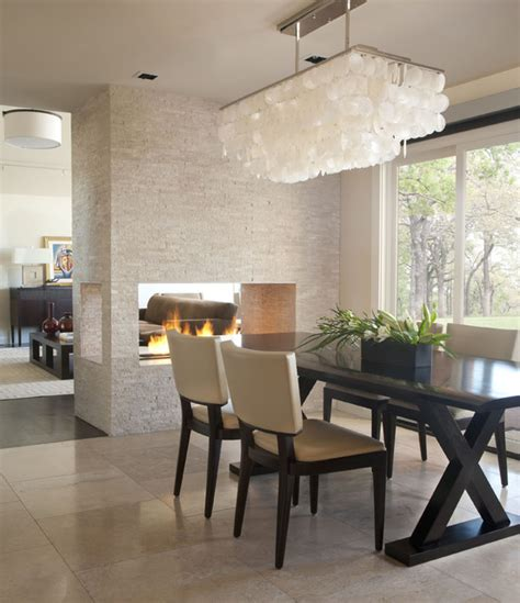Denver Ranch Contemporary Dining Room Denver By D Contemporary Dining Room Light