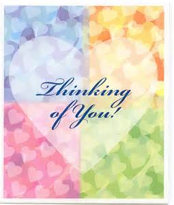 greeting cards thinking of you marges8 s
