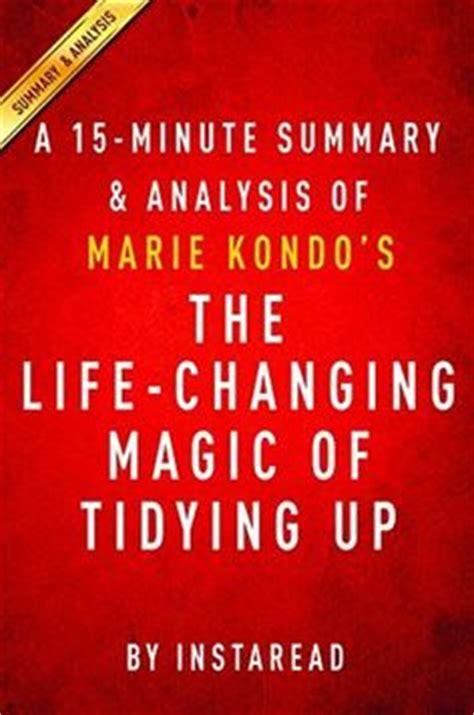 life changing magic of tidying up summary konmari method infographic marie kondo quot the life