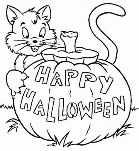 coloring pages knockout halloween coloring pages for