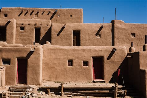taos pueblo the democratic travelers