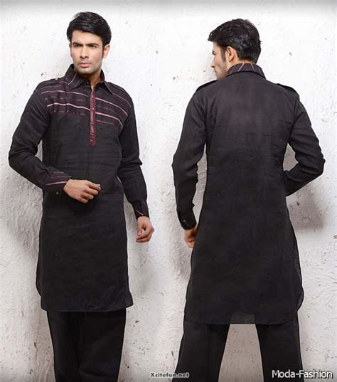 kurta pattern for mens 2015 eid kurta designs for men 2015 2016 new collection