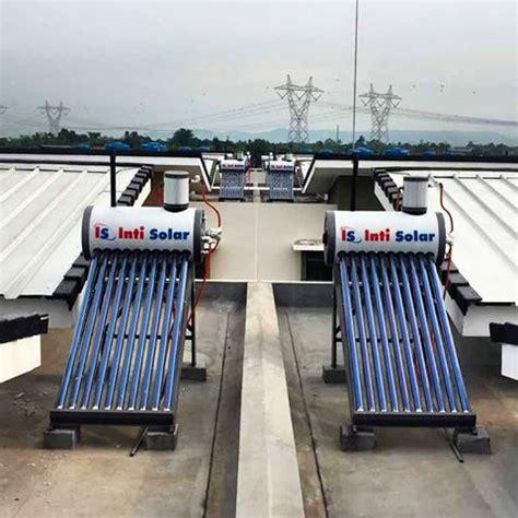 Water Heater Inti Solar mengenal lebih jauh pemanas air ramah lingkungan inti solar water heater pemanas air tenaga