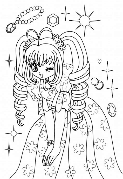 anime christmas coloring pages  coloring pages