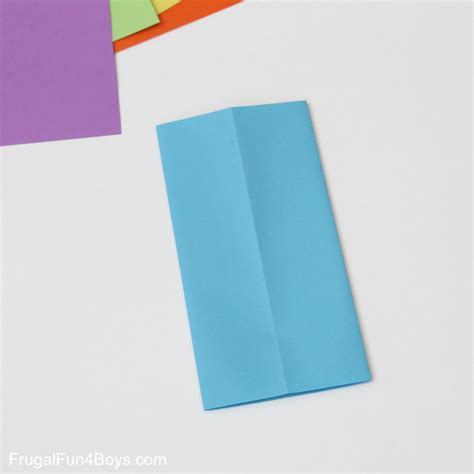 Fold Paper Cube - how to fold origami paper cubes