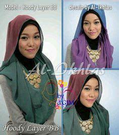 Kerudung Segi Empat Butterfly Mat Cotton tren tutorial 2014 la style 171 shafira gaya islami trend busana muslim modern